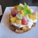長野県安曇野市のカフェ「ありあけ山のcafe」紅玉りんごタルトが大評判【人生の楽園】
