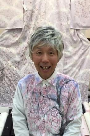 画像】假屋崎省吾 銀髪ショート